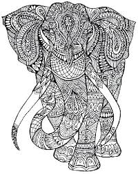 Animal Coloring Pages For Adults Trustbanksurinamecom