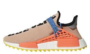 adidas pharrell. pharrell williams x adidas nmd hu trail pale nude | ac7361 the sole supplier a