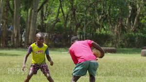 kenya s first deaf rugby team