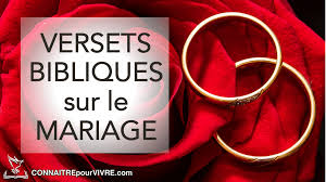 35 Versets Bibliques Sur Le Mariage Connaitrepourvivre Site