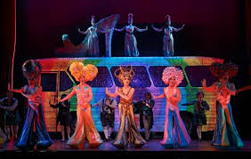 Review: 'Priscilla, Queen of the Desert' a delightful disco-fueled  spectacle. – The Mercury News
