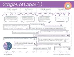 Phases Of Labor Chart Birth Handouts From Better Birth Graphics Better Birth Blog