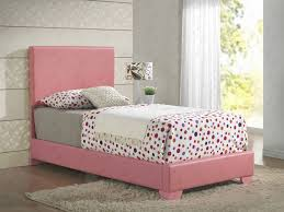Twin Upholstered Bed with Mattress Set & Free Delivery in NYC