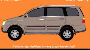 presentasi all new isuzu panther grand touring ls lv dan smart mp4 you