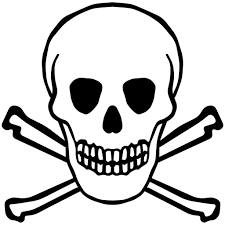 Skull And Bones Coloring Pages Coloring Pages Pictures Imagixs