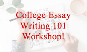 College Essay Writing Workshop Brainstorm Edit And Review Services For College Entrance