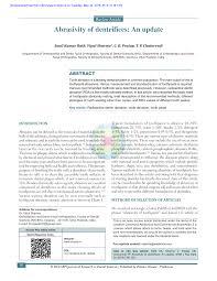 Toothpaste Abrasiveness Chart Pdf Abrasivity Of Dentrifices An Update