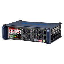 Sound Design Field Recorder Zoom F8 Multitrack Field Recorder Zoom