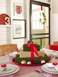 red christmas table decorations. Red Christmas Table Decorations
