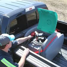 Rust-Free Portable Diesel Fuel Tank by Fluidall