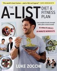 A Fitness Plan The A List Diet Fitness Plan Pan Macmillan Au