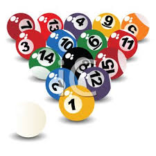pool table balls clipart. Contemporary Pool For Pool Table Balls Clipart L
