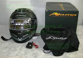 Akuma Helmet Size Chart Details About Brand New Akuma Stealth Motorcycle Helmet 2x Large With Led Lights Usaf Xxl Mb