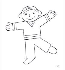 Sample Flat Stanley Template 10 Free Documents In Pdf Word
