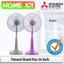 mitsubishi tatami stand fan 16 40cm r16g