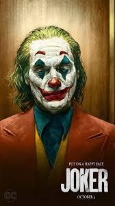 Joker Arthur Fleck iPhone Wallpaper ...