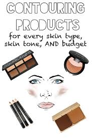 best contouring s for every skin type skin tone and budget