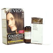 colorsilk beautiful color 40 um ash brown by revlon for uni 1 application hair