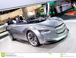 All Chevy chevy cars 2012 : Chevy Miray Concept Car 2012 NAIAS Stock Photo - Image of style ...