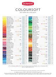 Coloursoft Pencil Tin Sets Derwent