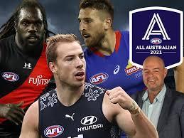 Mid season all australian team 2021. Afl Match Centre Daily Telegraph