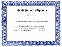 School Certificates Template Certificates Awesome Ged Certificate Template Download