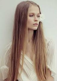 super long thin hairstyles