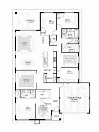 one story house plans with attached garage luxury 58 lovely pics house plans with breezeway and