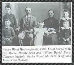 Wesley Wood Hudson (1862-1951) | WikiTree FREE Family Tree