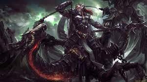 Fantasy Warrior HD Wallpaper ...
