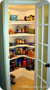 Lighted corner pantry . . . . . got to have this! Organization IdeasCorner  ...