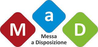 MAD – Messa a Disposizione – Istituto Comprensivo Giuseppe Garibaldi