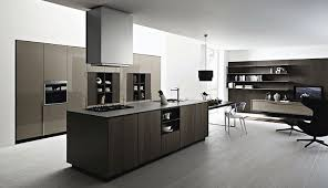 italian kitchen design. how to apply the best italian kitchen designs : modern black and white design