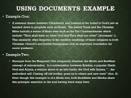 world religion dbq essay writing tips and how to ppt 7 using