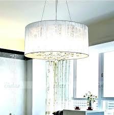 drum shade crystal chandelier shades make chandelier lamp shades chandelier
