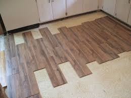 lay laminate flooring on floor in how to lay laminate flooring one day 1
