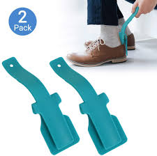 2020 New <b>Shoe</b> Support Portable Sock Slider Plastic Shoehorn for ...