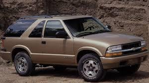 2000 Chevrolet Blazer - YouTube