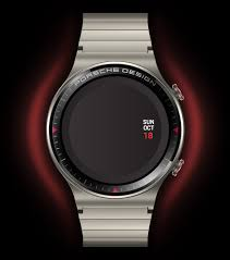 PORSCHE DESIGN HUAWEI WATCH GT 2 ...