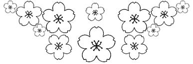 桜素材桜イラスト素材フリー素材桜背景素材素材屋じゅん桜画像絵