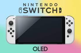 Nintendo Switch OLED 2021 model ...