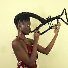 Artist Laetitia Ky's powerful hair sculptures - CNN Style