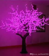 led tree lamp factory led simulation peach blossom lights 3 meters pink led tree lamp hot led tree lamp