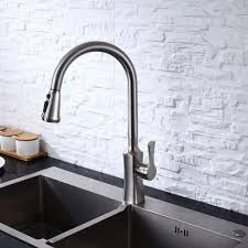Amazoncom Li Home Tools Kitchen Sink Taps Faucet Pull Out Tap Sink