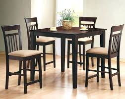 high kitchen tables small round wooden table decoration tall popular attractive and chairs dining height sets