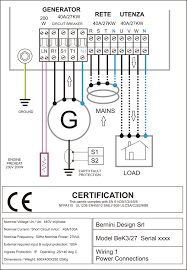 amf control panel circuit diagram pdf genset controller at 230v relay diagram 5 pin at 230v Relay Wiring Diagram