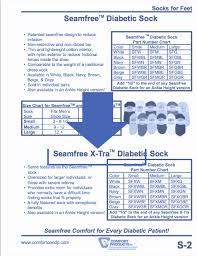 Comfort Chart Pdf Seamfree Diabetic Pdf Thumb Roll