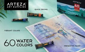 Top 10 Best <b>Watercolor</b> Paint Sets in 2020 Reviews | Guide
