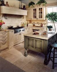 Kitchen Cabinet Legs This Home Decorating For Christmas Distressed Wood Kitchen