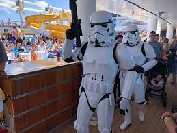 Video/Photos: Star Wars Day at Sea Returns to Disney Cruise Line with  Characters, Shows, Much More - LaughingPlace.com